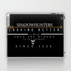 THE MORTAL INSTRUMENTS // QUOTE // SHADOWHUNTERS Laptop & iPad Skin
