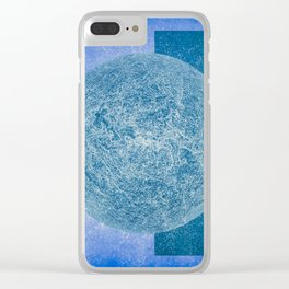 crinkle wrinkle Clear iPhone Case