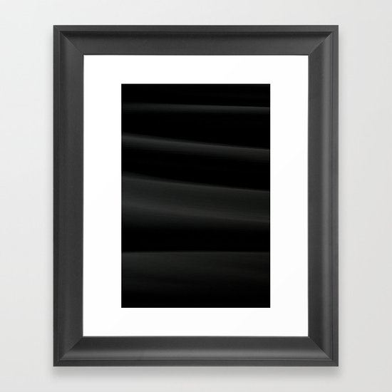 Darkness & Light Framed Art Print