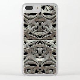 Bones Clear iPhone Case