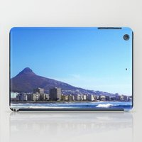 south africa iPad Cases featuring South Africa Impression 6 by Art-Motiva