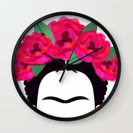Minimal frida Wall Clock