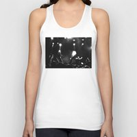 concert Tank Tops featuring Concert by Adrián Peñalver
