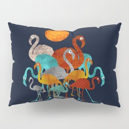 Flamingos Pillow Sham
