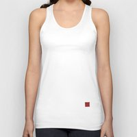 grid Tank Tops featuring Grid by Francesco Petracca