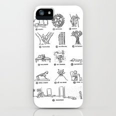 Hannibal - Season 2: Bloodless Edition! iPhone (5, 5s) Slim Case