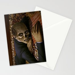 Erik Weeping Stationery Cards