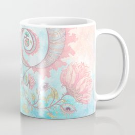 Open Mind Meditation Coffee Mug