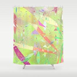Fresh Leaf Shower Curtain