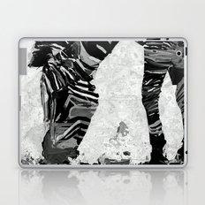 Abstract Zebra Grazing Laptop & iPad Skin