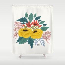 July Days Shower Curtain