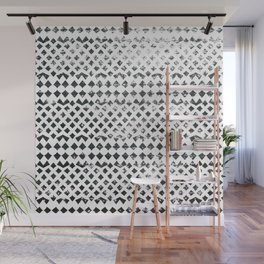 Glimmering Sea Water Mosaic Wall Mural