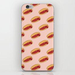 Hot Dog Dachshund iPhone Skin