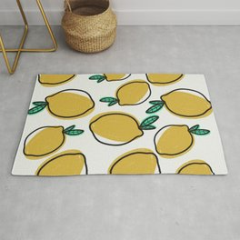 You're the zest! Rug