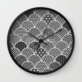 Japanese Medley Wall Clock