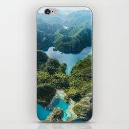 Coron Island, Philippines iPhone Skin