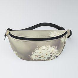 hedge blossoms Fanny Pack