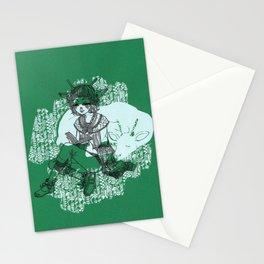 Mori Girl Spring Stationery Cards