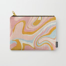 vintage marble Carry-All Pouch