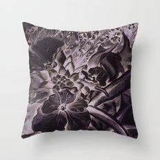 Erysimum Throw Pillow