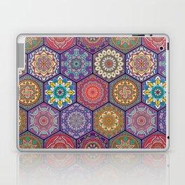 Tiled Boho Mandelas Laptop & iPad Skin