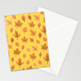 Hi Autumn Stationery Cards