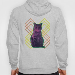 Momo the Cat Hoody
