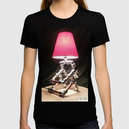 Accent Lamps  - Copper and Chrome Collection - FredPereiraStudios.com_Page_14 T-shirt