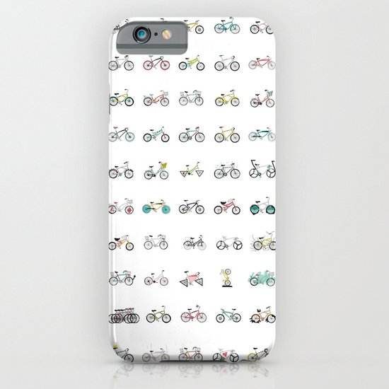 100 bikes iPhone & iPod Case