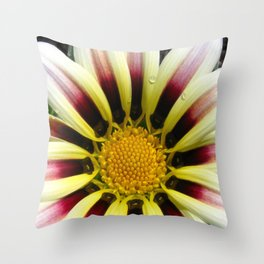 Floral Beauty #7 Throw Pillow