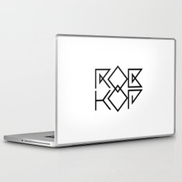 The Logo Laptop & iPad Skin