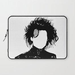 Edward Sissorhands Laptop Sleeve