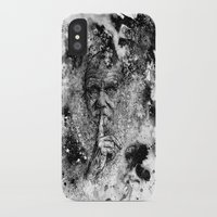 darwin iPhone & iPod Cases featuring Darwin by Psyca