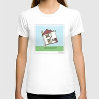 lighthouse T-shirts featuring Lighthouse by Masonic Comics