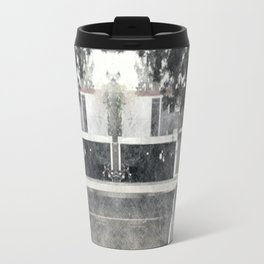 At the End of the Street Travel Mug