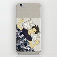 One Good Nights Sleep iPhone & iPod Skin