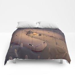 Camp Worm Comforters