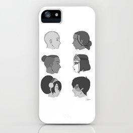 gaang iPhone Case