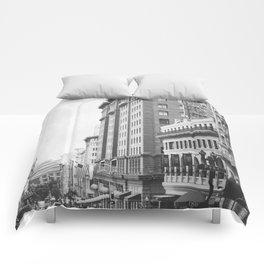 Powell Street Comforters