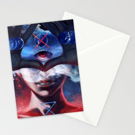 Create and Destroy Stationery Cards