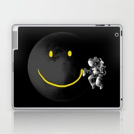 Make a Smile Laptop & iPad Skin