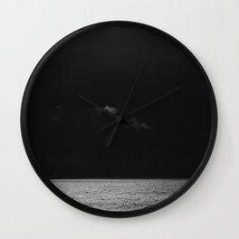 Almost November Wall Clock