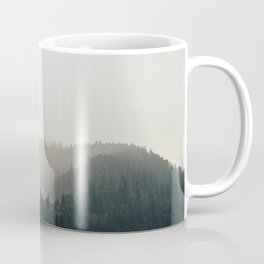 Northern California Forest Coffee Mug