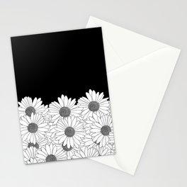 Daisy Boarder Stationery Cards