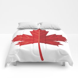 Oh Canada Comforters