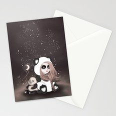 Find the place you call home among the stars Stationery Cards
