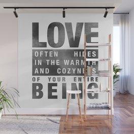 LOVEBEING Wall Mural