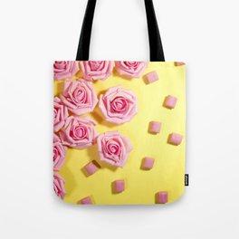 Gums & Roses Tote Bag