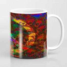 PEACE SKULLS Coffee Mug