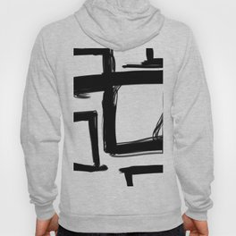 Squares Without a Care Hoody